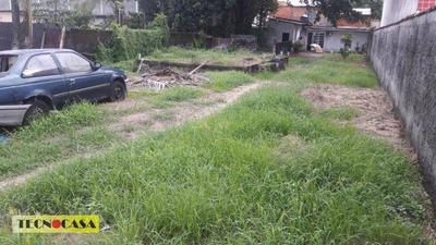 Terreno Residencial À Venda, Campo Da Aviação, Praia Grande - Te0075. - Te0075