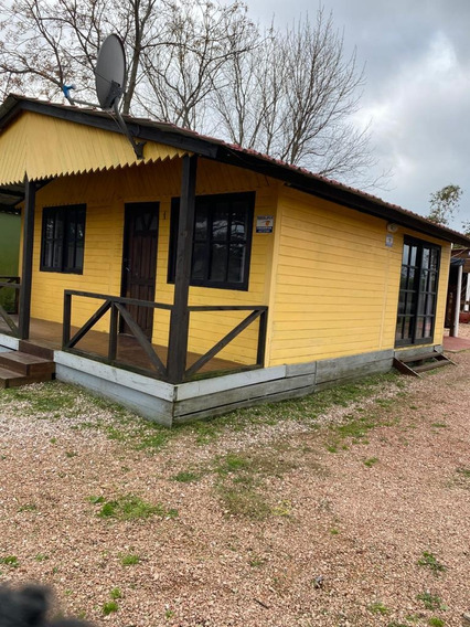 Cabaña Alquilo En Parque Del Plata, Buena Ubicacion