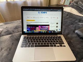 Macbook Pro 2015. Pantalla Leve Mancha Blanca, Todo Funciona