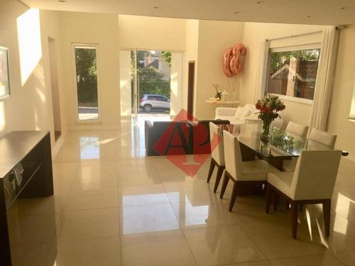 Sobrado Com 4 Dormitórios À Venda, 480 M² Por R$ 3.350.000,00 - Alphaville 02 - Barueri/sp - So0290