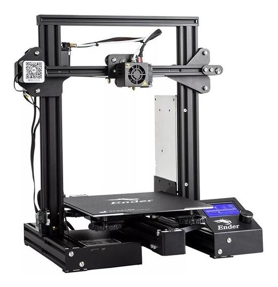Impresora 3d Ender 3 Pro En Kit Entrega Inmediata