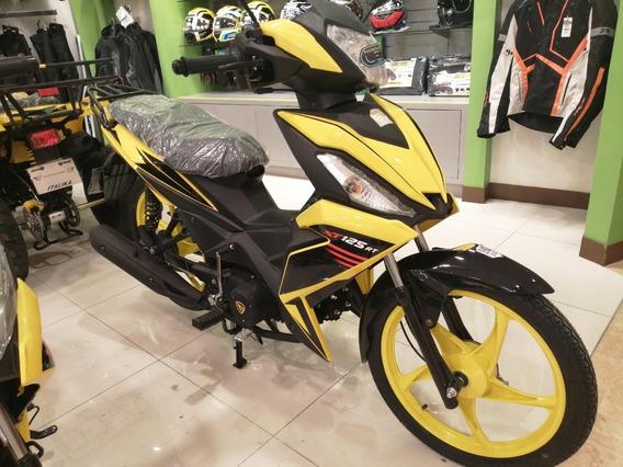 Moto Italika Xt125 Rt Nueva 2020