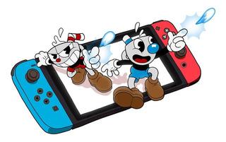 Cuphead Nintendo Switch Codigo De Descarga // Promocion!