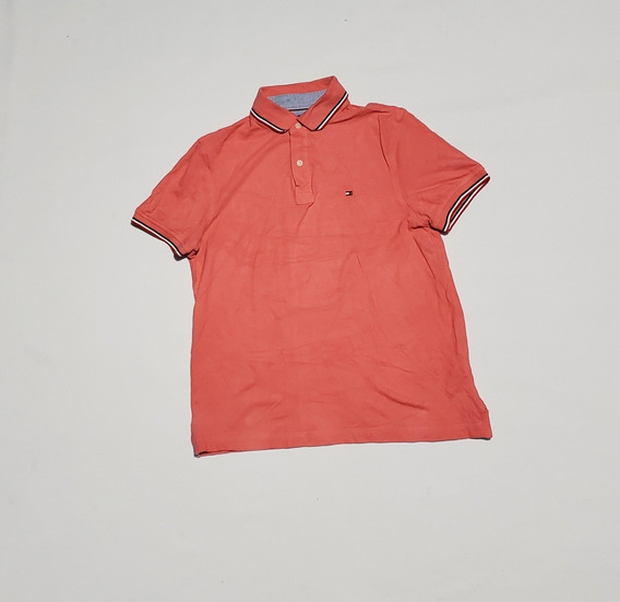 Playera Polo Tommy Hilfiger Small S Original