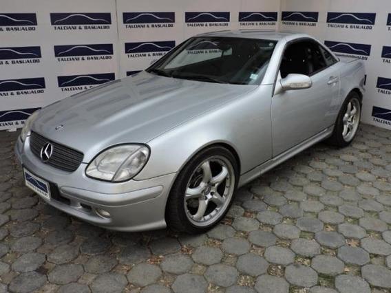 Mercedes Benz Slk 320 3.2 At 2002