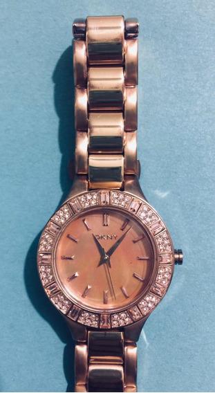 Reloj Dkny Rose Gold