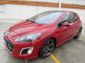 Peugeot 308 2012 Rc Turbo Mt Impecable Garantia De Agenci