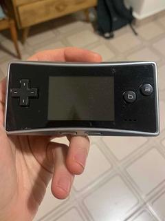 Game Boy Advance Micro Nintendo Consola Gba Original Usada