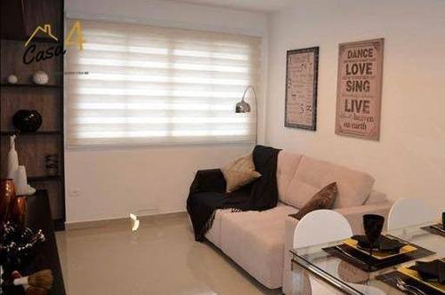 Imagem 1 de 15 de Sobrado Com 2 Dormitórios À Venda, 110 M² Por R$ 550.000,00 - Vila Bela - São Paulo/sp - So0488