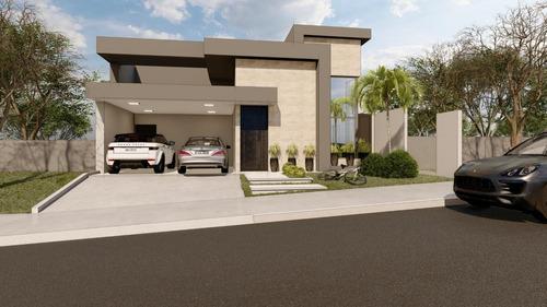 Casa Em Condomínio Para Venda Em Presidente Prudente, Parque Residencial Mart Ville, 3 Dormitórios, 4 Banheiros - Ccv9703_2-1134789