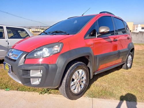 Imagem 1 de 15 de Fiat Idea 1.8 16v 4p Flex Adventure Dualogic Auto. 2011