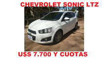 Chevrolet Sonic Hatch Ltz Inmaculado!!!