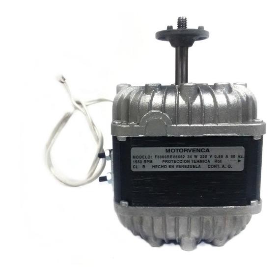Motor Ventilador 34w 1eje 220v 1550rpm. Cnr-3965