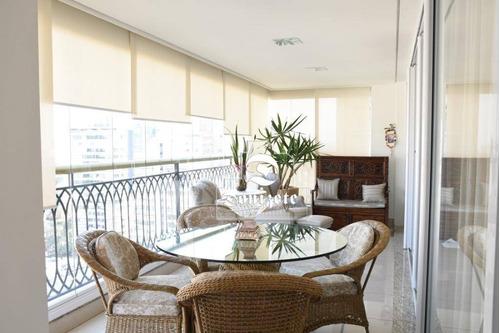 Cobertura Com 3 Dormitórios À Venda, 580 M² Por R$ 5.999.000,00 - Jardim - Santo André/sp - Co11023