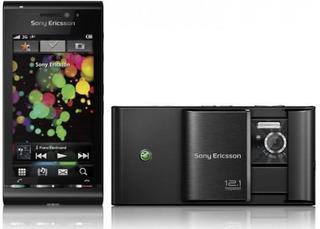 Sony Ericcson Satio 12 Mpx