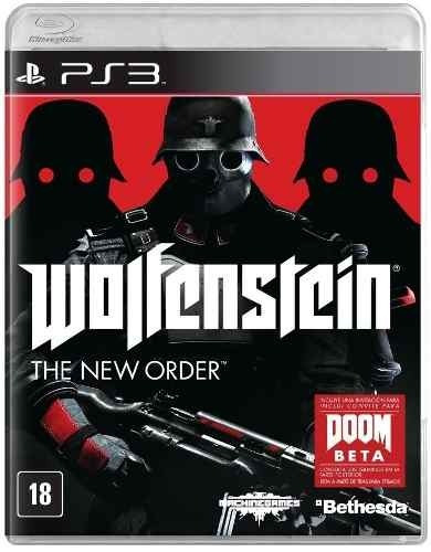 Wolfenstein The New Order Ps3 Midia Fisica