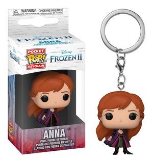 Llavero Funko Pop Disney Frozen 2 Anna Nuevo Original