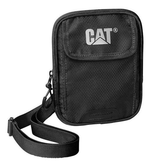 Morral Chico Caterpillar Cat Pollux Mini Shoulder Bag