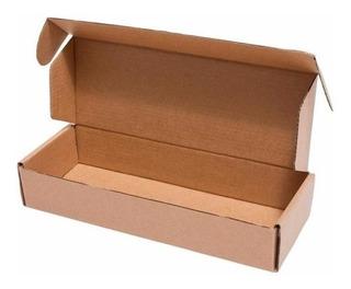 Caja De Cartón Troquelada Fuerte Autoarmable De 4 Ml