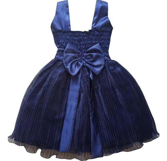 Vestido Infantil De Festa Floral Casamento Formatura Oferta
