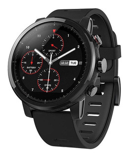 Smartwatch Amazfit Stratos Xiaomi Huami Preto