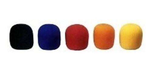 Filtros Antipop Rompeviento Moon Microfono 5u Colores  Esdj