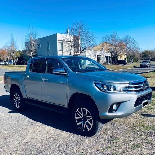 Imagen 1 de 12 de Toyota Hilux 4x4  2.8  Srx