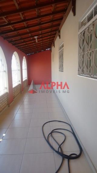 Casa Com 3 Quartos Para Comprar No Palmeiras Em Ibirité/mg - 4151