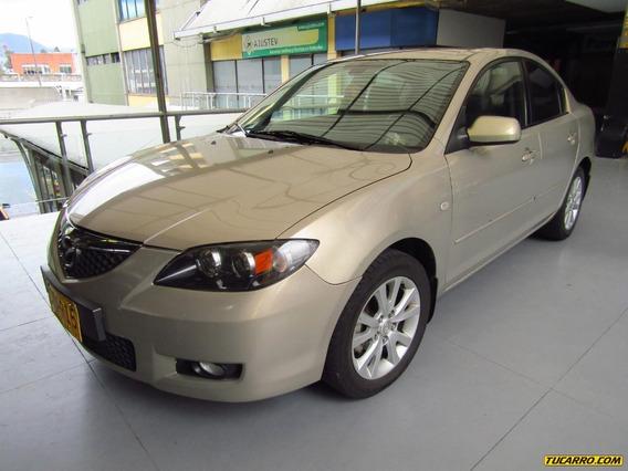 Mazda Mazda 3 Mt 1600 Sedan
