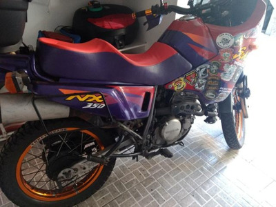 Honda On E Off Road 350 Start Ano 1997