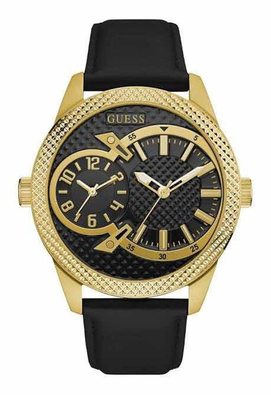 Relógio Guess Mens Gold W0788g3