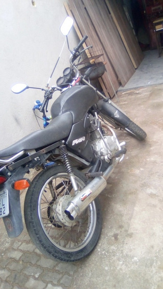Honda Cg125 Fan