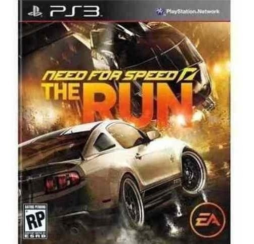 Need For Speed The Run - Jogos Ps3 Playstation 3 Psn