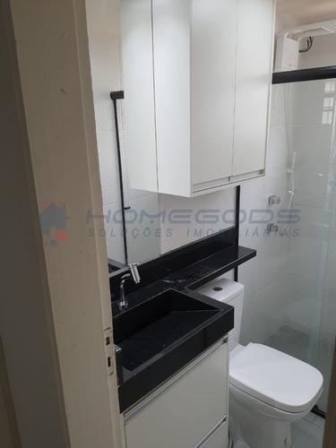 Apartamento Reformado A Venda No  Loteamento Parque São Martinho - Ap00879 - 33986950