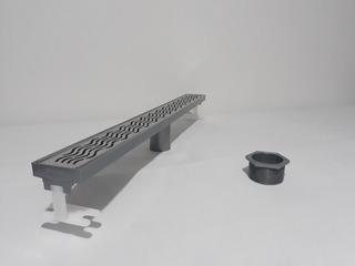 Coladera Para Baño, Quartz Plus Aco 68.6cmx70mm Ancho
