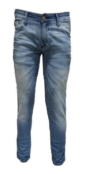 Pantalon Jean Hecker Spandex Premium | Bando (6365)