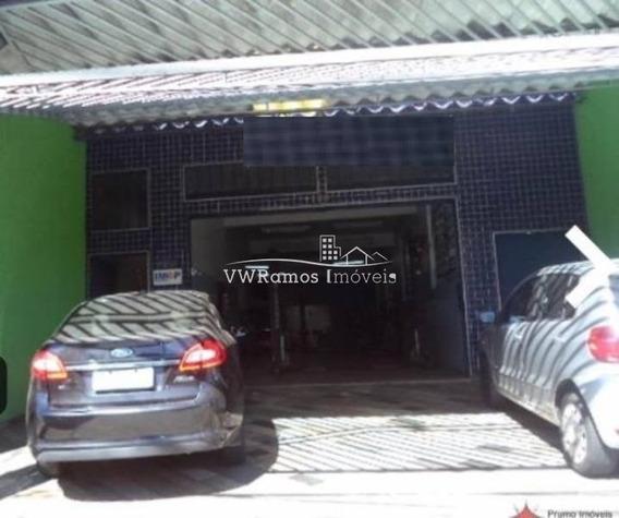 Oficina Mecânica Para Locação No Bairro Vila Formosa, 210 M² - 831