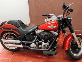 Harley Davidson Fat Boy 2013