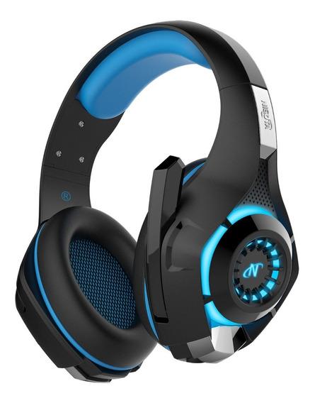 Auriculares Headset Nisuta Usb 7.1 C/mic Pc Gamer Premium
