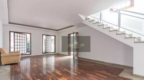 Sobrado Com 5 Dormitórios À Venda, 280 M² Por R$ 1.050.000,00 - Butantã - São Paulo/sp - So3876