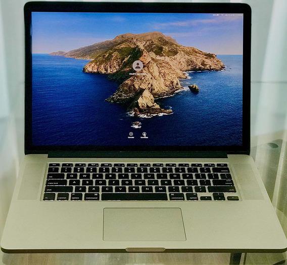 Macbook Pro, Memória 16gb 1600hz Ddr3, Proc. 2,2 Ghz, I7