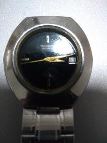 Relógio Technos Incabloc- Select, Máquina Suiça, Raridade.
