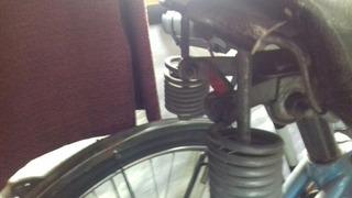 Bicicleta Bianchi Antigua Con Cambios