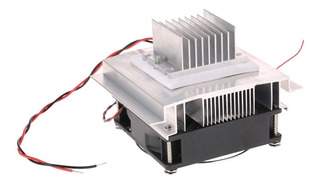Kit Disipador De Calor Para Celda De Peltier 40 X 40 Mm
