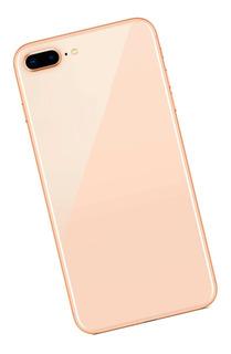 Tapa Trasera Cristal Lente iPhone 8 Plus Original Garantia