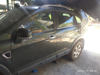 Chevrolet Captiva Motor Y Caja Captiva