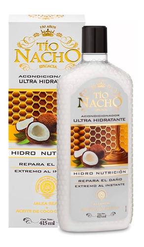 Tio Nacho Acondicionador Coco Ultrahidratante 415 Ml.
