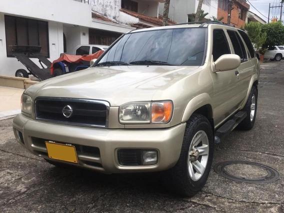 Nissan Pathfinder 4wd Se