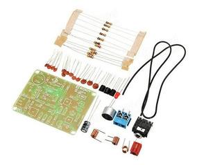 5x Kit De Montagem Eletronica Transmissor De Rádio Fm Curso