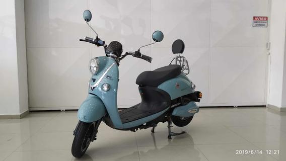 Moto Eletrica Dimei 500w Ideal Para O Dia A Dia Parcelamos